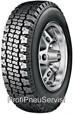 Zimné pneumatiky 155/80R12C BRIDGESTONE