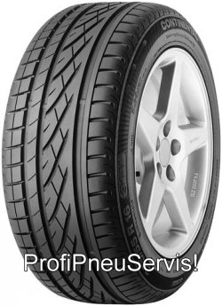 Letné pneumatiky 225/55R16 CONTINENTAL