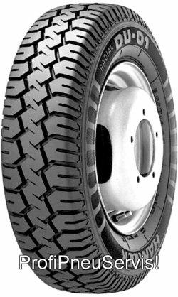Letné pneumatiky 5,00R12C HANKOOK
