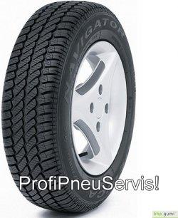 Zimné pneumatiky 135/80R12 DEBICA