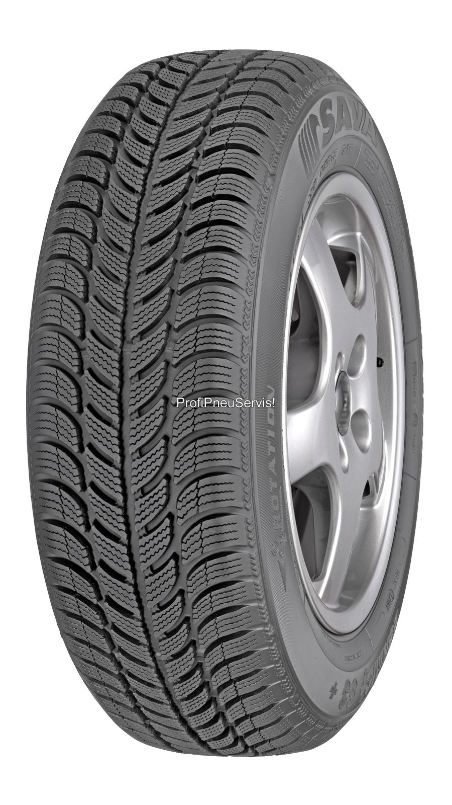 Zimné pneumatiky 155/80R13 SAVA