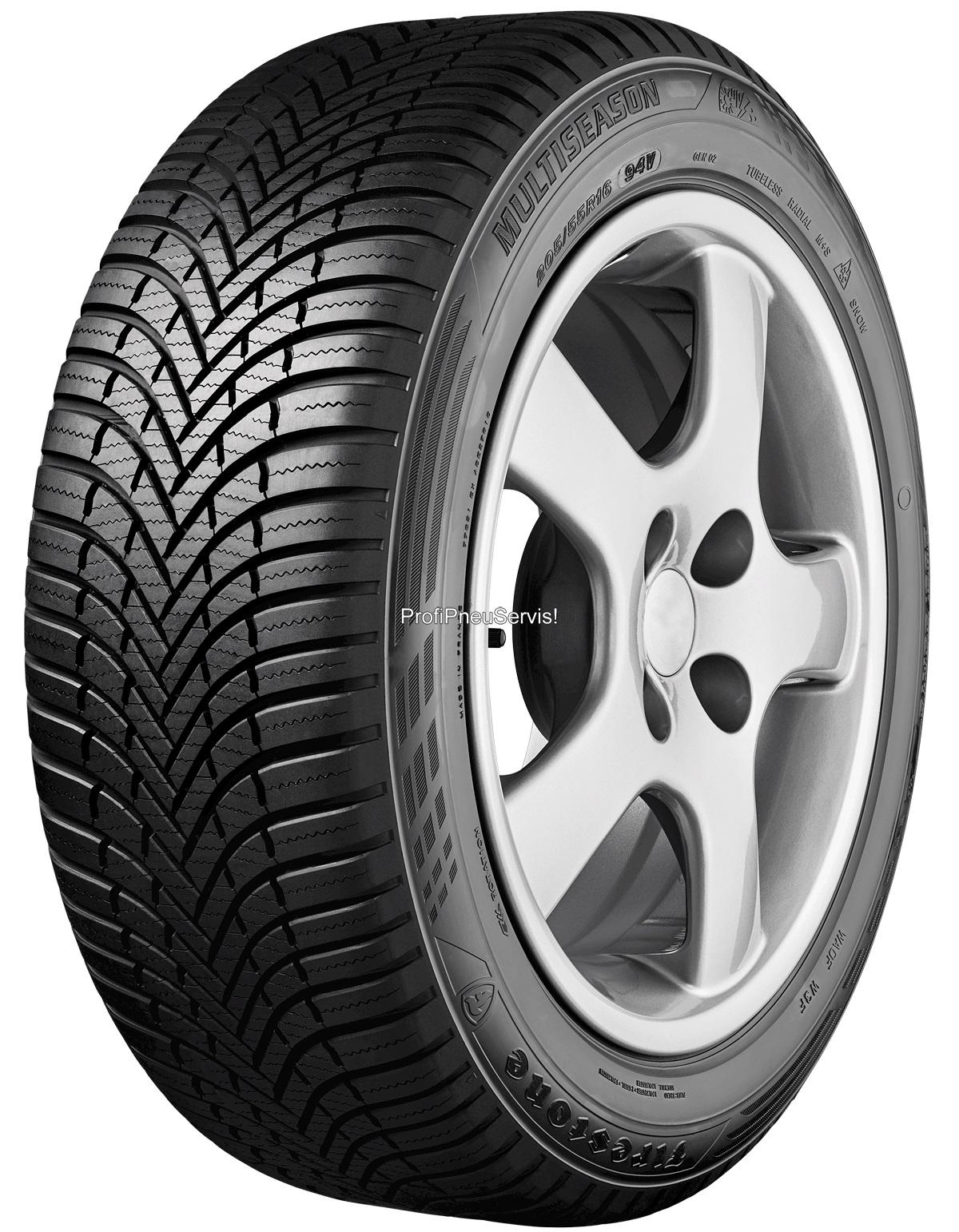 Letné pneumatiky 155/70R13 FIRESTONE