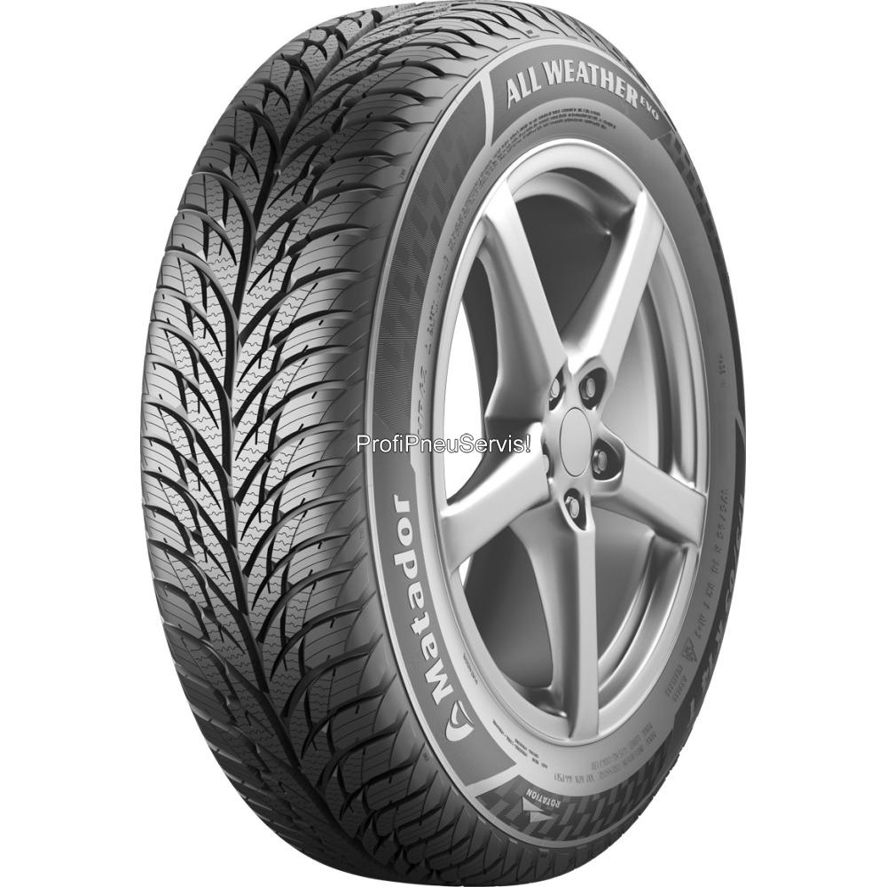 Letné pneumatiky 165/70R13 MATADOR