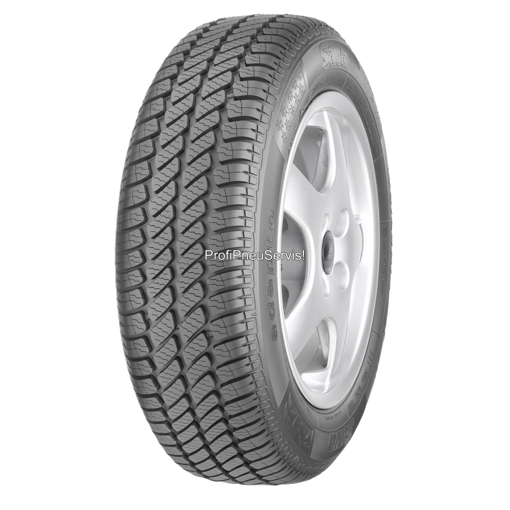 Letné pneumatiky 155/70R13 SAVA