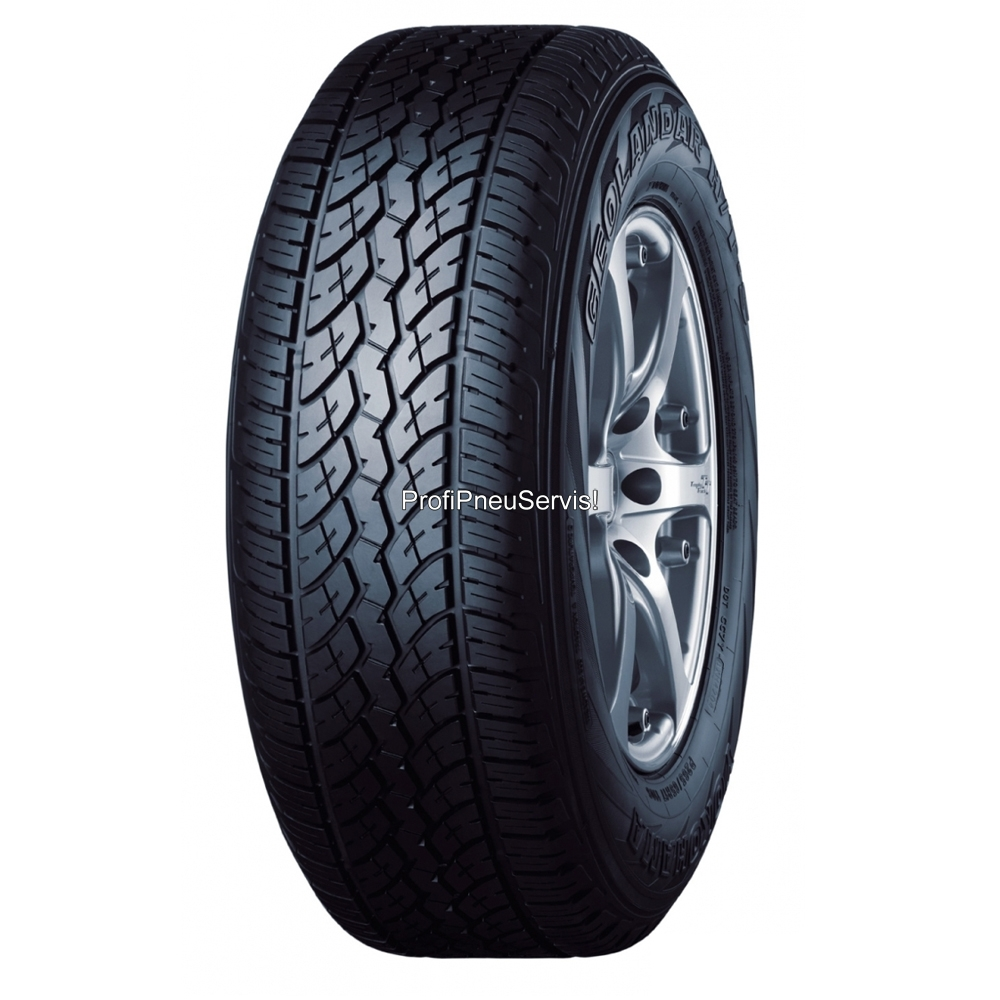 Letné pneumatiky 235/70R16 YOKOHAMA